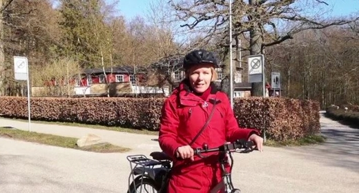 Cykeltur med distance