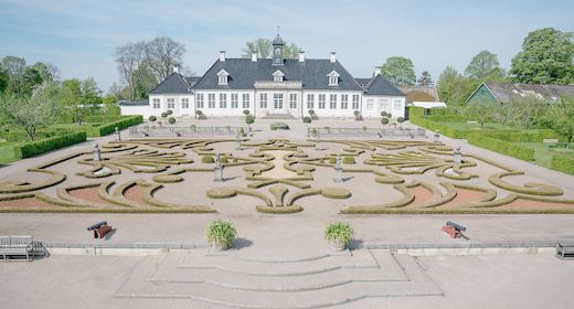 Gratis Garden Walk i Gl. Holtegaards barokhave