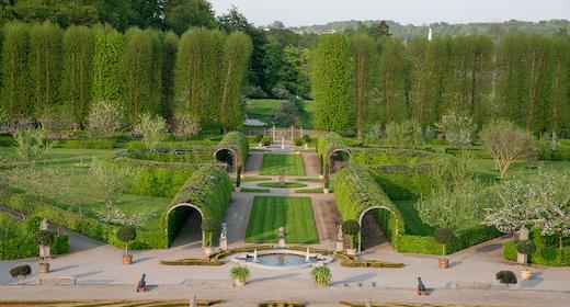 Garden Walk i Gl. Holtegaard barokhave