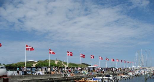 Aflysning af Kunst på molen, Hornbæk