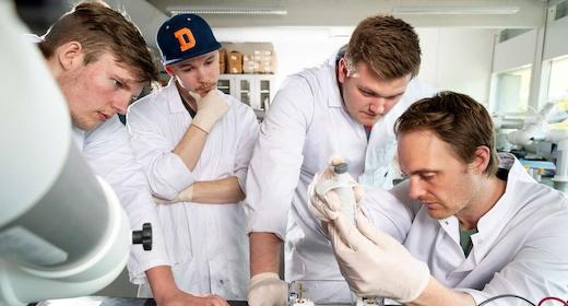 Professionshøjskolen Absalon: Online Åbent Hus (Diplomingeniør i bioteknologi)