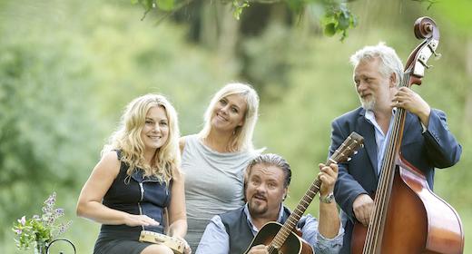 Perry Stenbäck og Dekadansorkesteret - ny dato