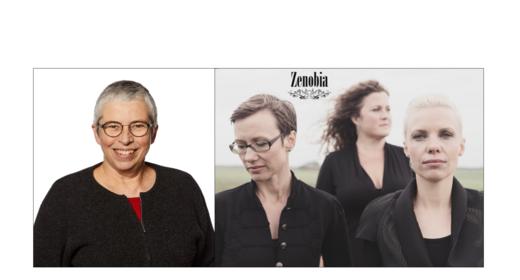 UDSAT - Foredragskoncert Zenobia & Elsemarie Dam-Jensen - afventer ny dato