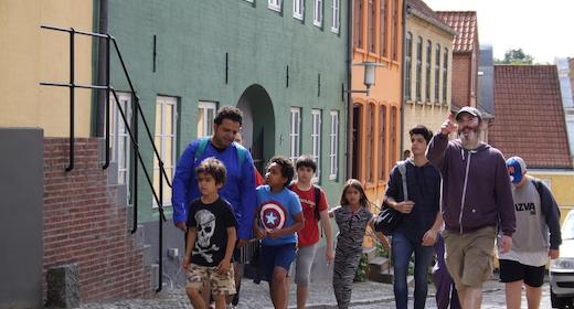 Oplev den smukke historiske bydel med guide i Haderslev