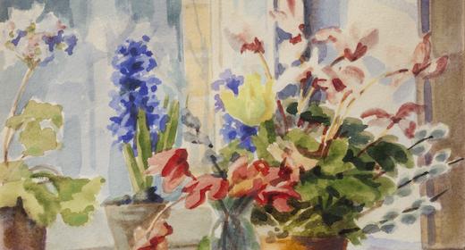 Olgas liv og malerier