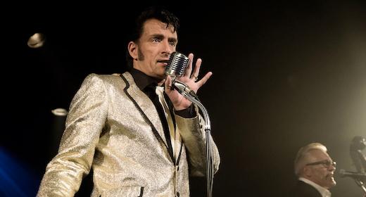 Elvis comes to Dream House World/ Midtsjælland (koncert)