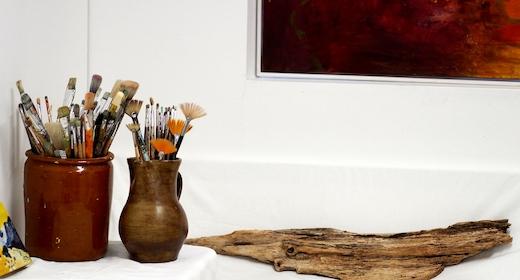 Billedkunst og kunsthåndværk