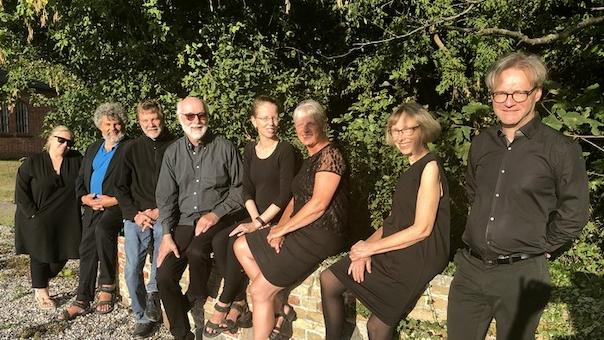 Fanefjord Kammerkor: A Ceremony of Carols i Koncertsalen på Højskolen Marielyst
