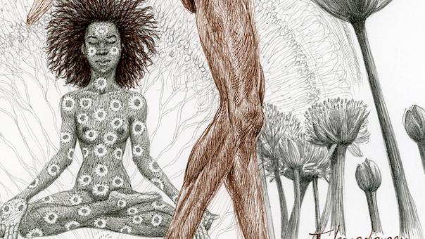 Udstilling // Naja Abelsen - Light of Ancestry