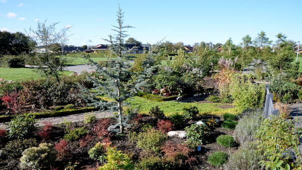 Åben have i Astrup