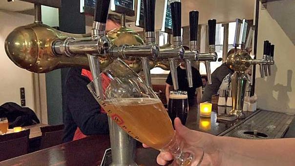 Skål København! - en byvandring om alkoholhistorie