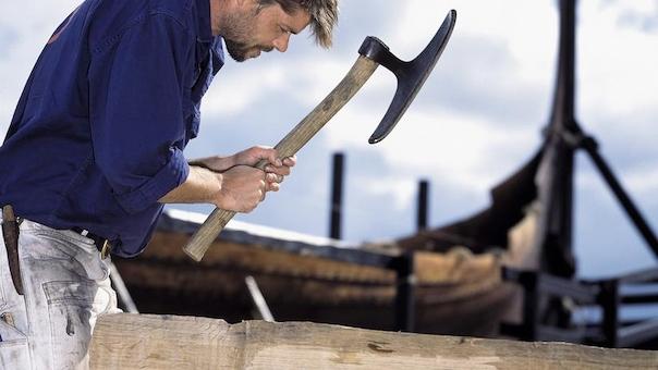 Bådebygning i Vikingetiden (for alle)