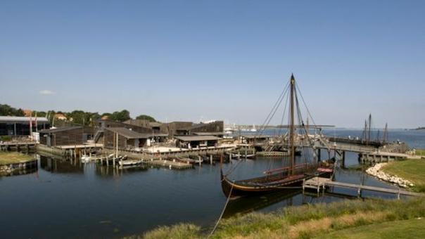 Gå ombord i verdens længste vikingeskibs-rekonstruktion!