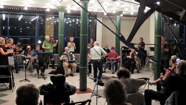 Aflyst - Nordisk spillemandsmusik (koncert)