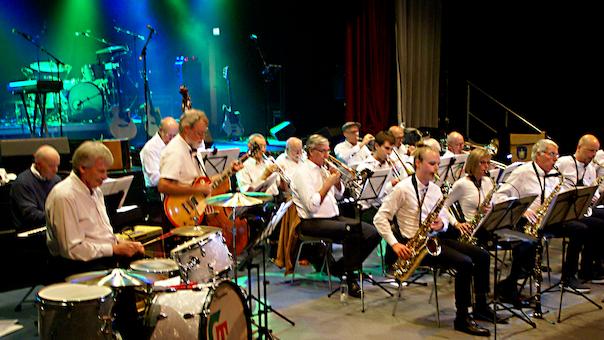 Jazz i Kilden - CT Big Band - Aflyst!