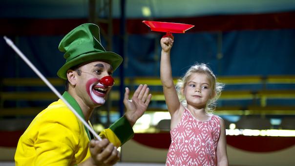 Aflyst - Cirkusskole