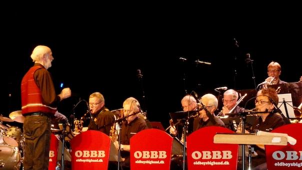 Old Boys Big Band - Jubilæum