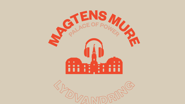 Lydvandring: Magtens mure