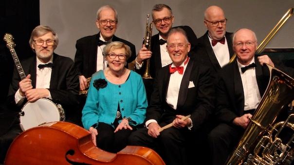 Jazz i Rosenhaven - Peoria Jazzband