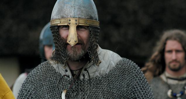 Vikingerollespil for børn