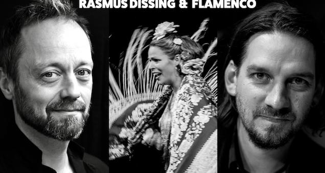 Rasmus Dissing og Flamencolegenderne
