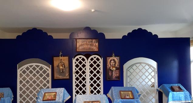 Ortodoks gudstjeneste