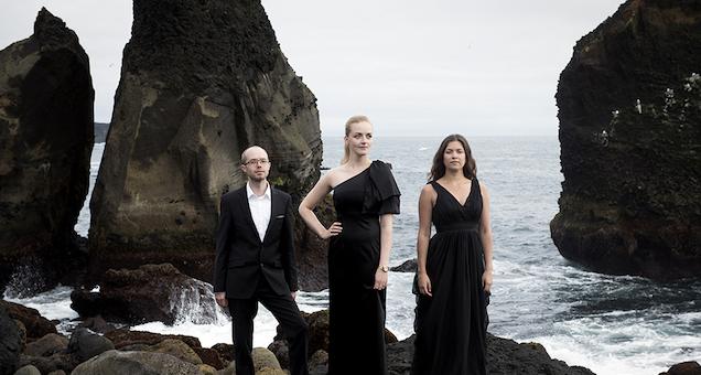 Bornholms Musikforening: Trio Amerise