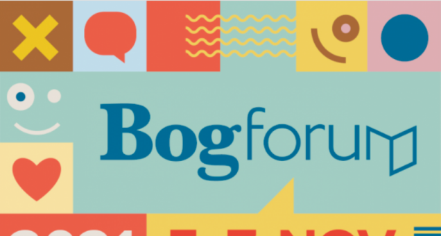 Bustur til BogForum i København