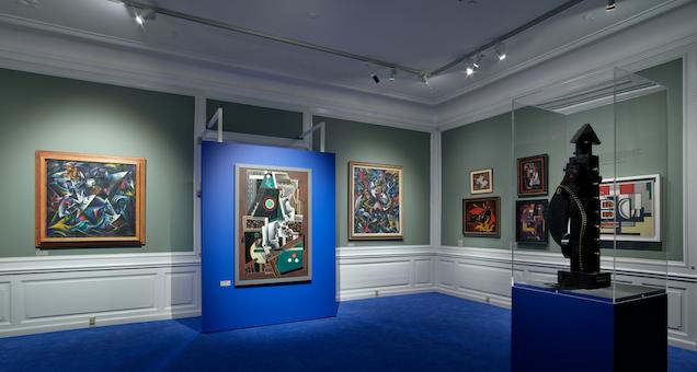 Kunst & Cider i 'Mécanique Moderne'