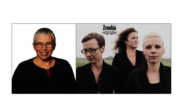 Foredragskoncert med Zenobia og Elsemarie Dam-Jensen