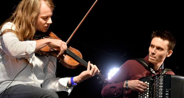 Koncert med Andreas Tophøj & Rune Barslund