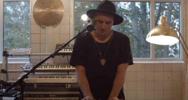 Koncert med Mathias Lilholt
