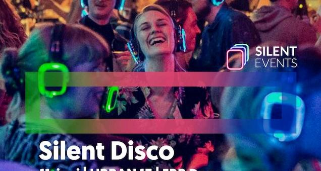 Silent Disco | URBAN 13 x Frb Dage