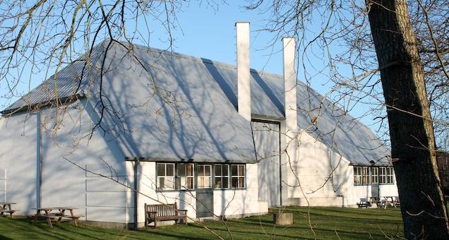 Omvisning på Haabet - Per Kirkebys tidligere atelier og ejendom på Læsø