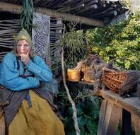 Vølvens urter på Ribe VikingeCenter