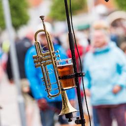 Musik på Torvet - SPT Swingers.