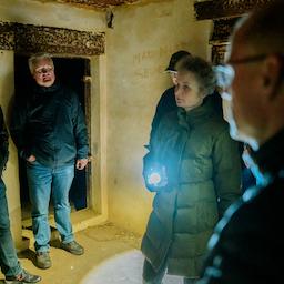 Oplev Houvigfæstningen / bunkerne ved Houvig.