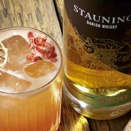 Rundvisning, Cocktails & Tapas hos Stauning Whisky og Lowlands.