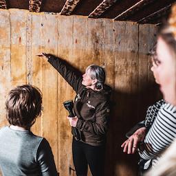 Bunkertur i Ringkøbing med Ringkøbing-Skjern Museum (kun på tysk).