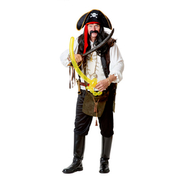 Oplev dette pirat-trylleshow.