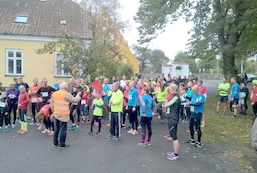 Motionsløb Vesterborg Sø rundt, Nordvestlolland