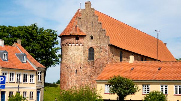 Slotsvandring ved Nyborg Slot