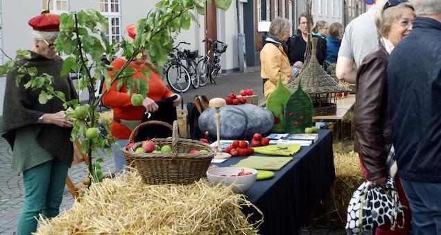 Æblefestival i oktober