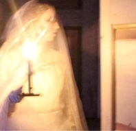 Overtro og spøgelseshistorier på Selsø børneomvisning