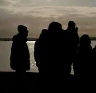 Middelalderborgen Kalø - Nattesyn, fuldmåne og historiefortælling |