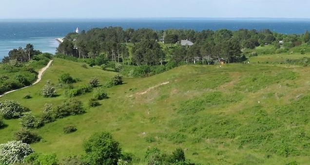 Helgenæs Vandretur 7 km - Natur & Vandring