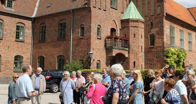 Sommerrundvisning på Roskilde Kloster